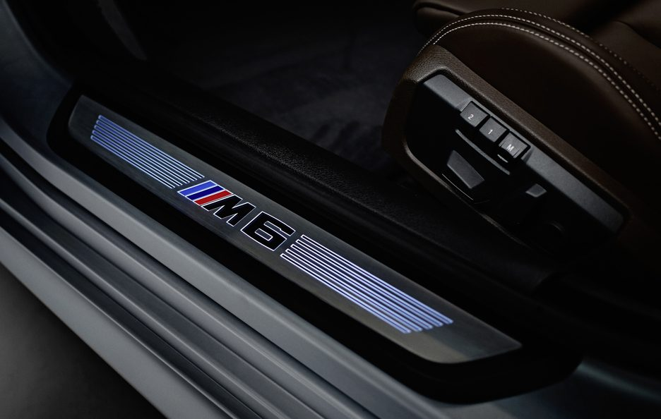BMW M6 Gran Coupe - Battitacco