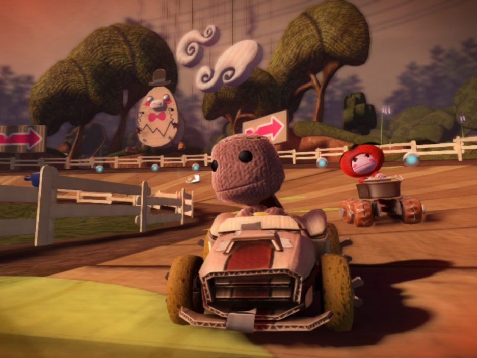 Little Big Planet Karting 1