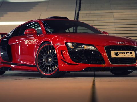 Audi R8 GT650 by Prior Design