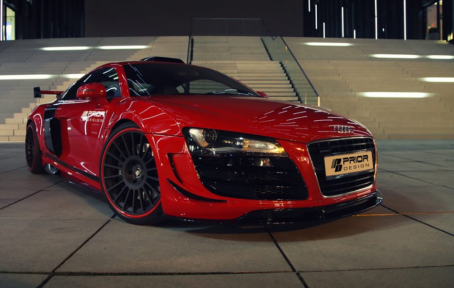 Audi R8 GT650 by Prior Design - Muso