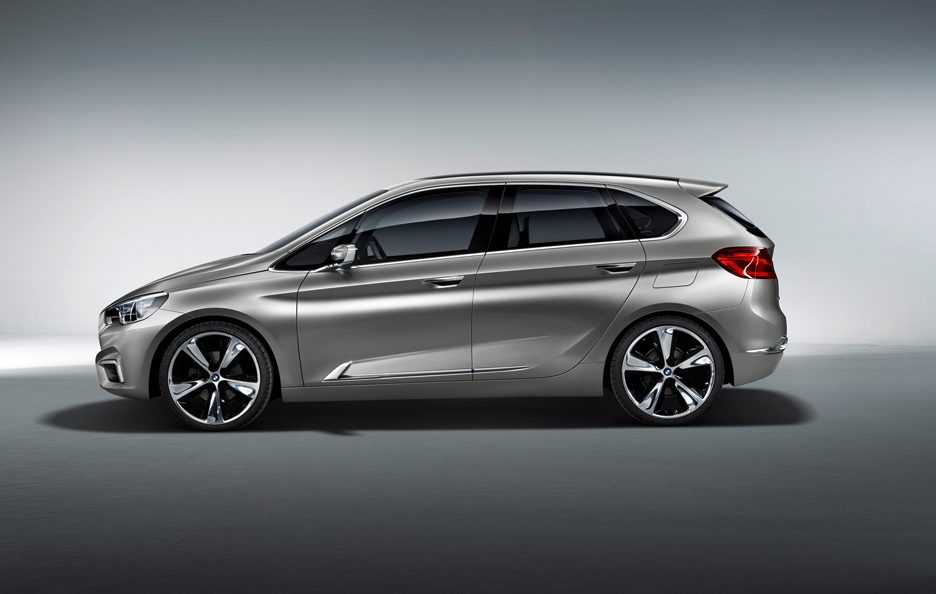 BMW Concept Active Tourer - 2012