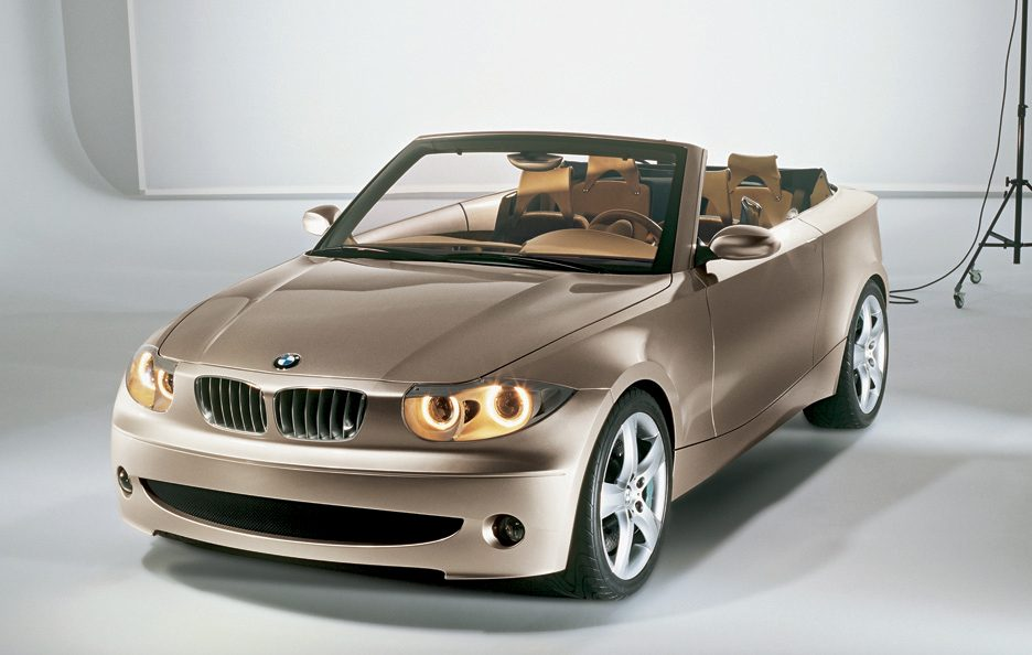 BMW Concept Car CS1 - 2002