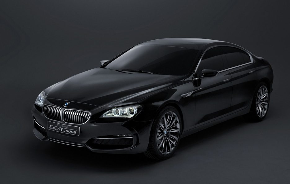BMW Concept Gran Coupe - 2010