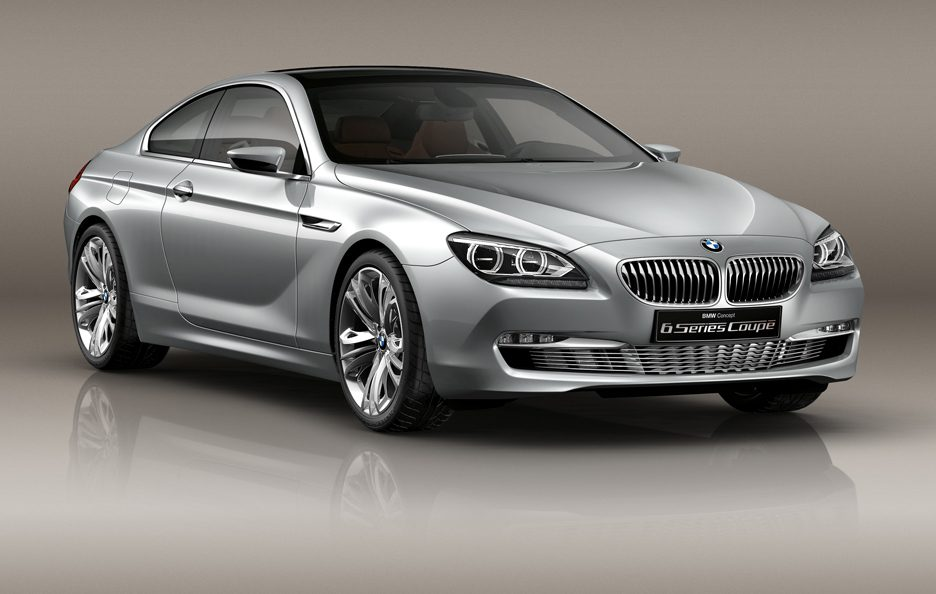 BMW Concept Serie 6 Coupe - 2010