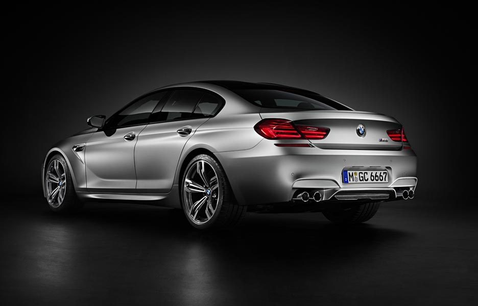 BMW M6 Gran Coupè - Coda