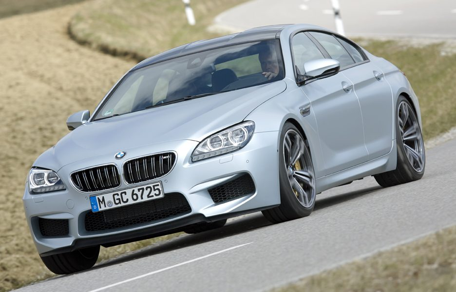 BMW M6 Gran Coupè - Design