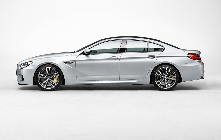 BMW M6 Gran Coupe - Laterale