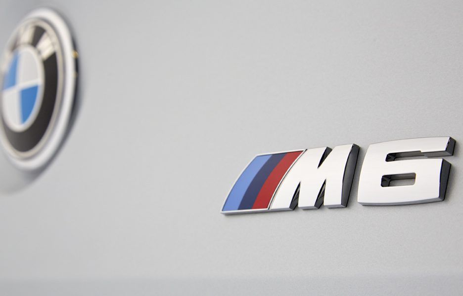 BMW M6 Gran Coupè - Logo
