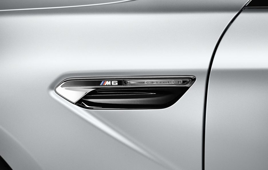BMW M6 Gran Coupe - Prese d'aria laterale