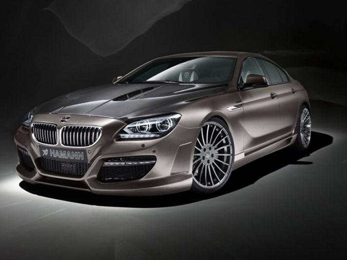 BMW Serie 6 Gran Coupé by Hamann