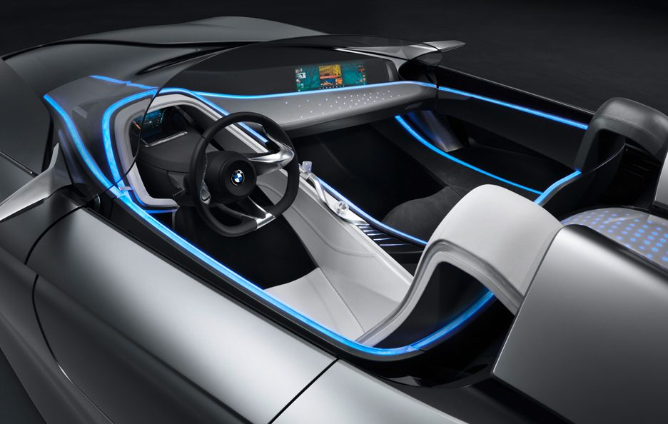 BMW Vision ConnectedDrive - 2011