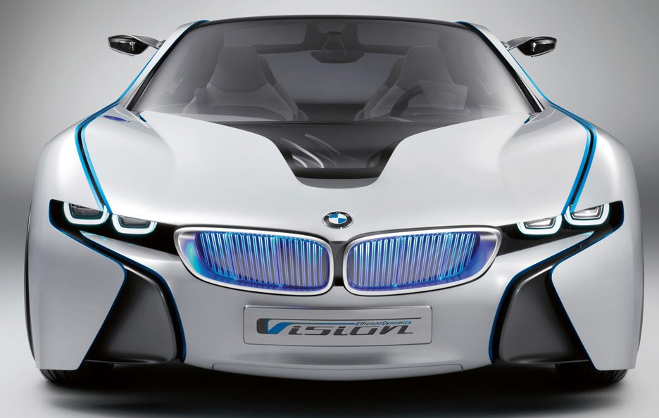 BMW Vision EfficentDynamics -2009