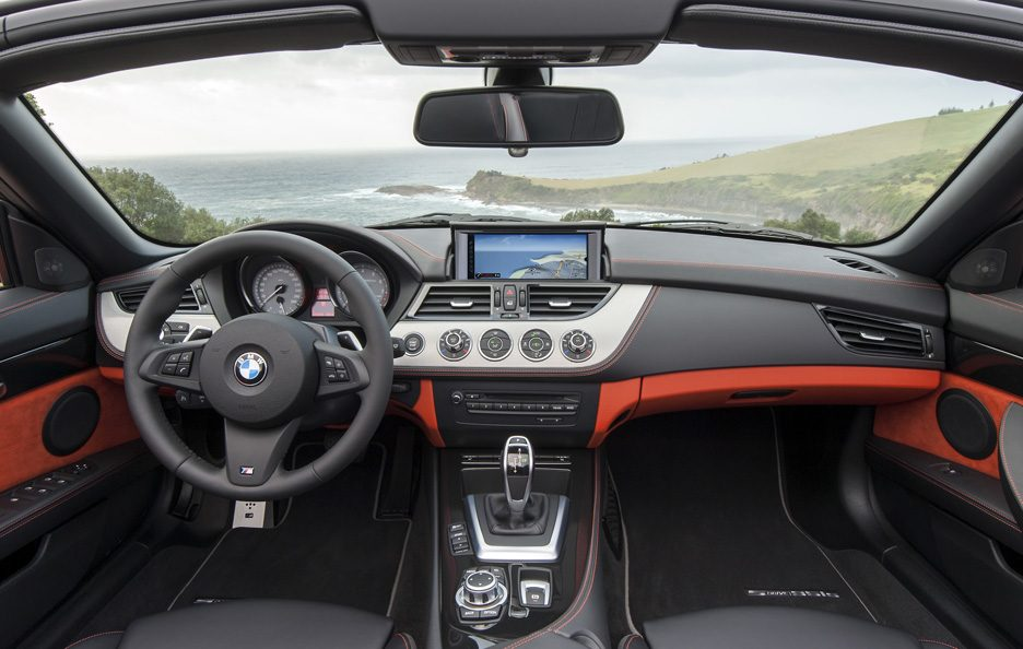 BMW Z4 2013 - Interni