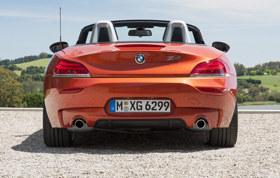 BMW Z4 2013 - Posteriore