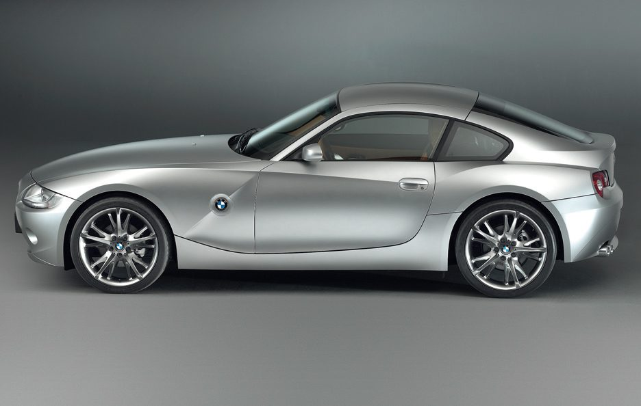 BMW Z4 Coupe Concept Car - 2005