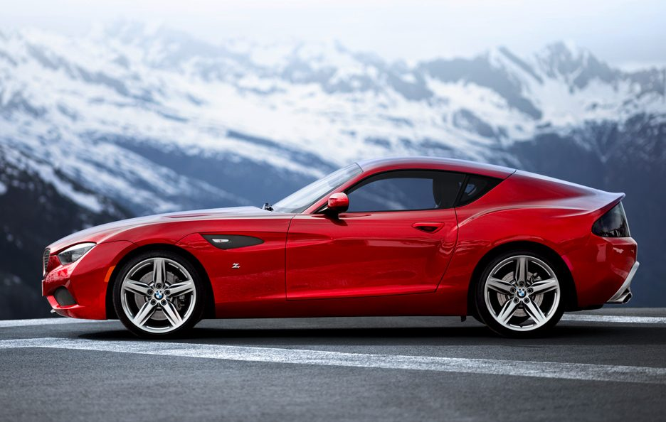 BMW Zagato Coupe - 2012