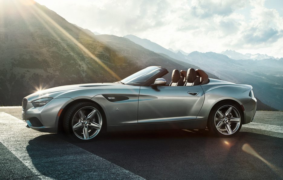 BMW Zagato Roadster - 2012