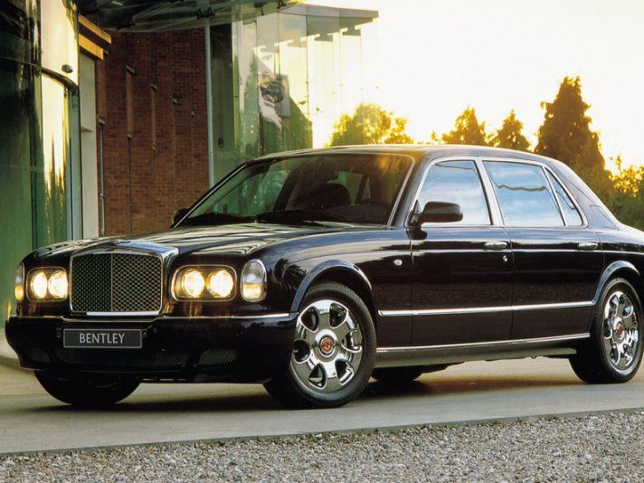 Bentley Arnage Red Label (2003)