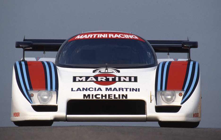Lancia LC2 frontale 2