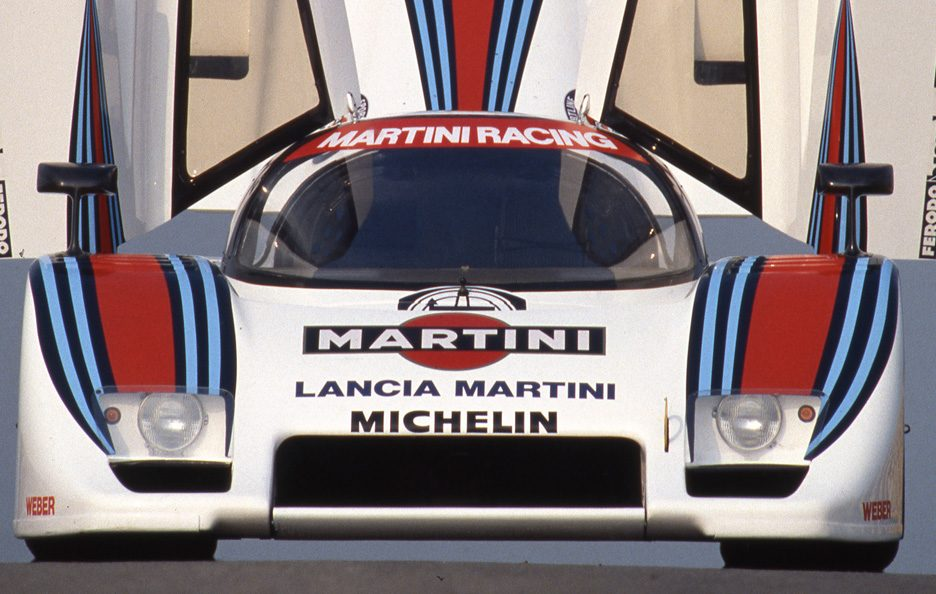 Lancia LC2 frontale