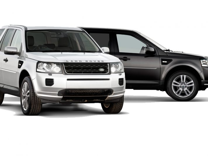 Land Rover Freelander 2 Black&White Limited Edition