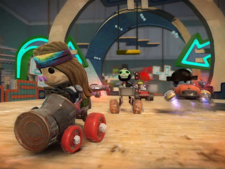 Little Big Planet Karting 4