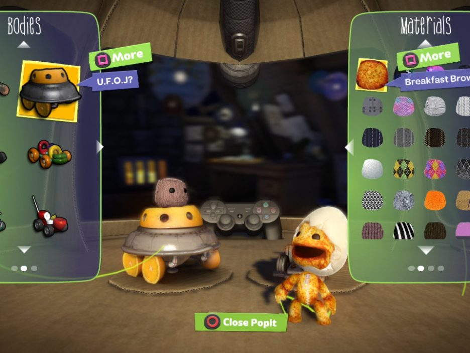 Little Big Planet Karting 6