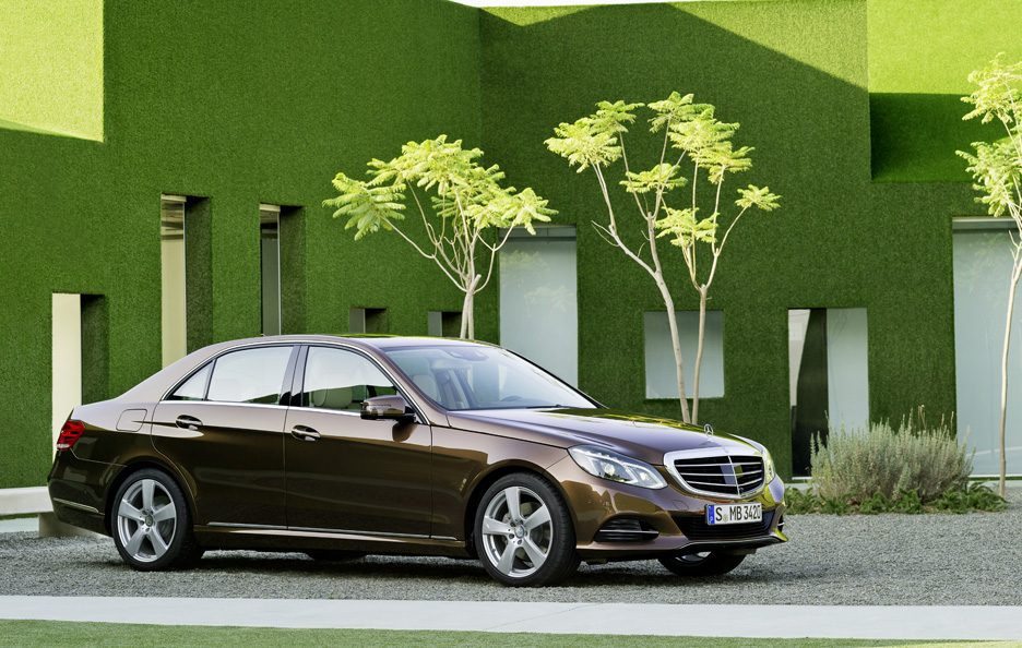Mercedes Classe E Restyling - Stile