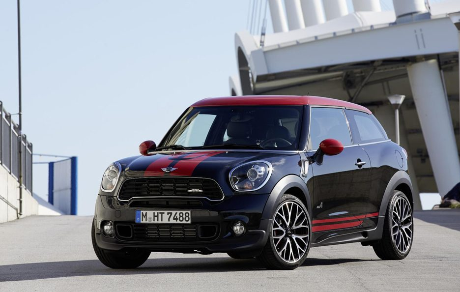 Mini John Cooper Works Paceman - Le linee