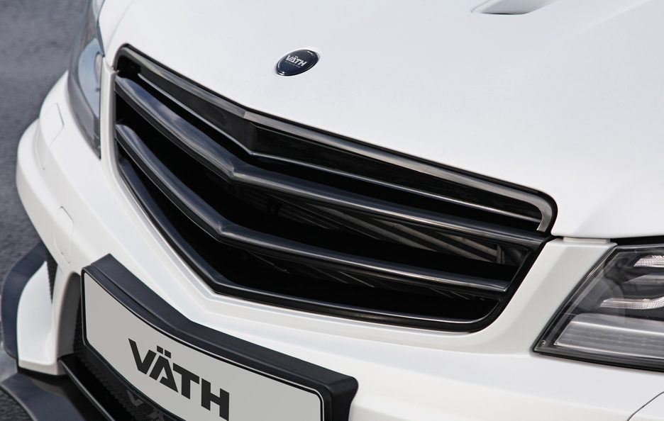 VÄTH V 63 Coupe Supercharged Black Series - Griglia frontale