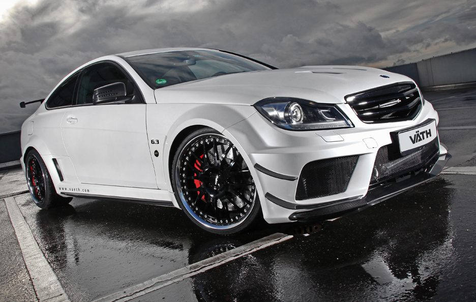 VÄTH V 63 Coupe Supercharged Black Series - Muso