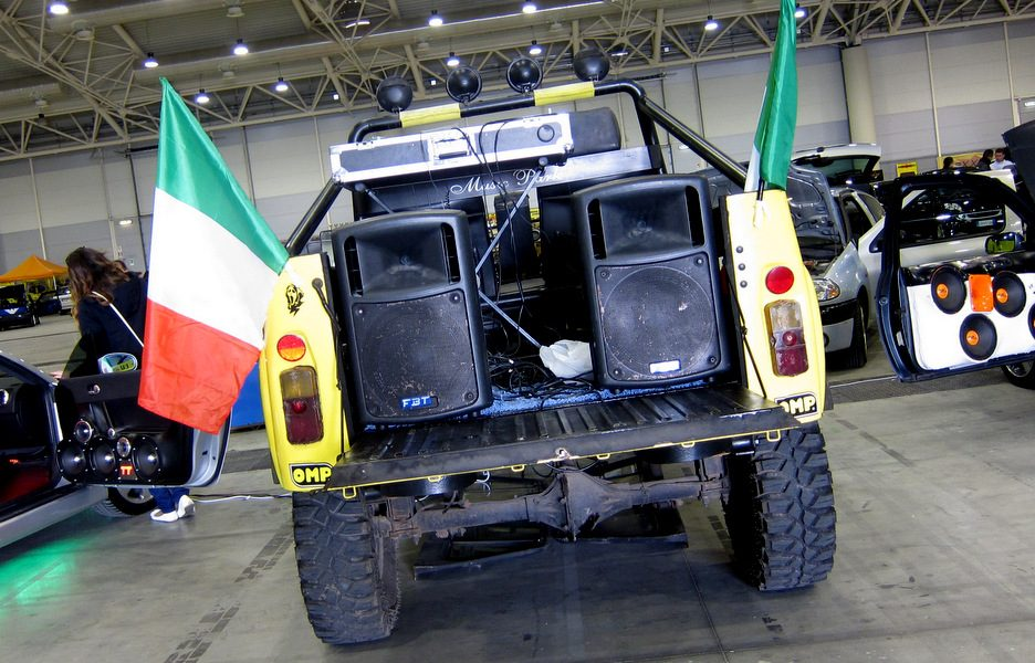 Roma Tuning Show - Audio Tuning - 12