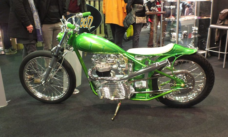 Motor Bike Expo 2013 - Le moto custom 1