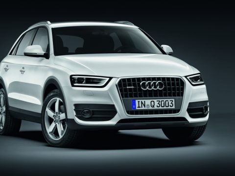 Audi Q3 Business e Business Plus - Frontale