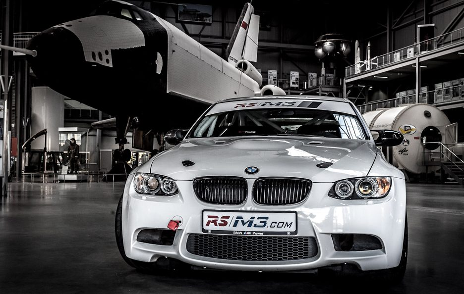 BMW M3 RS-Racingteam - Frontale