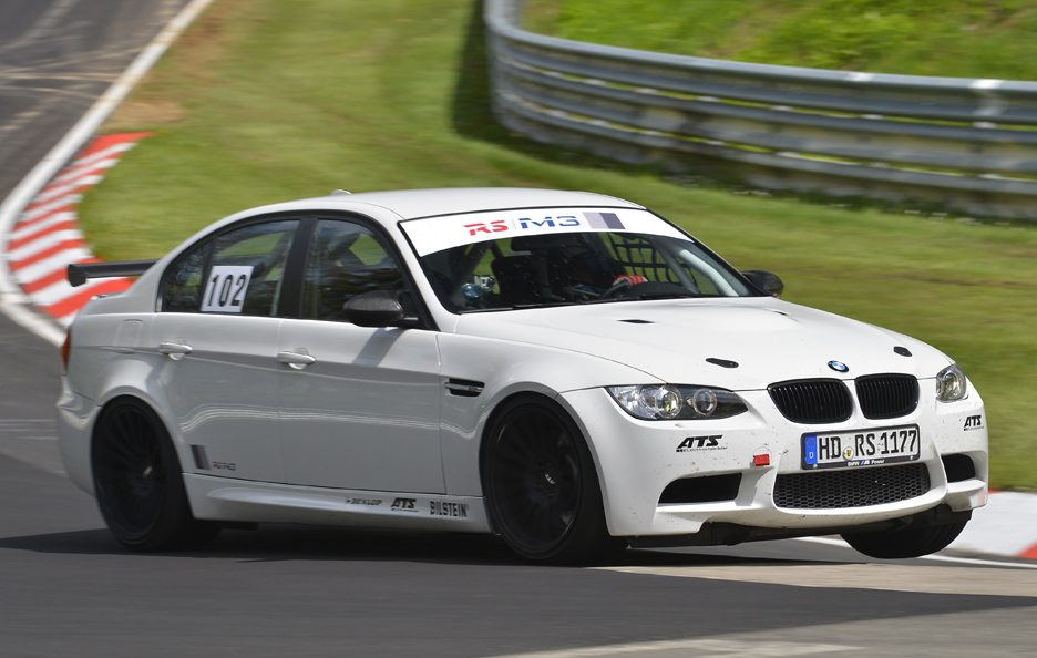 BMW M3 RS-Racingteam - In motion