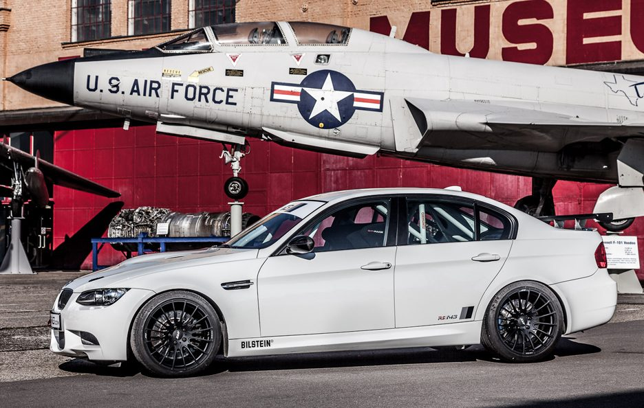 BMW M3 RS-Racingteam - Laterale