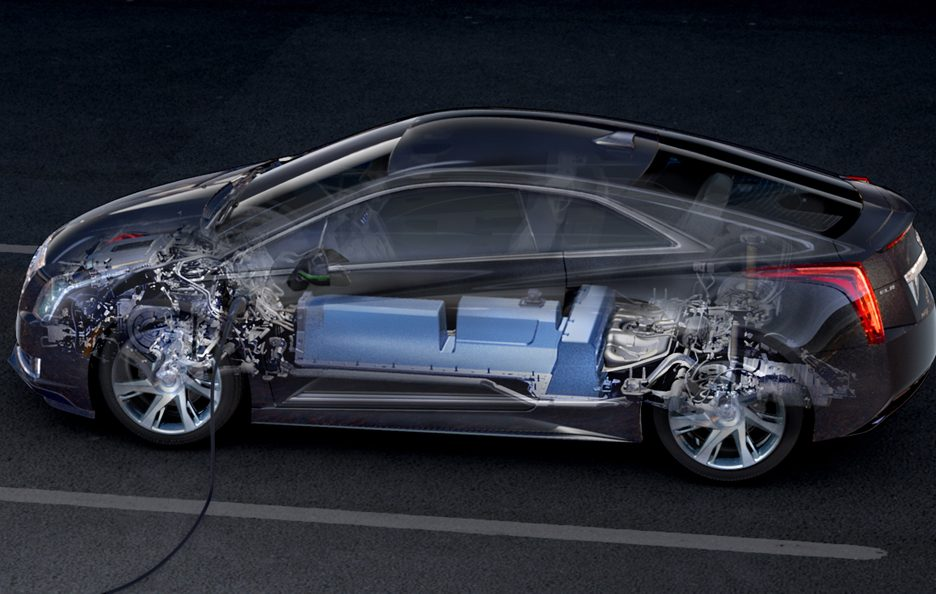 Cadillac ELR - Chassis