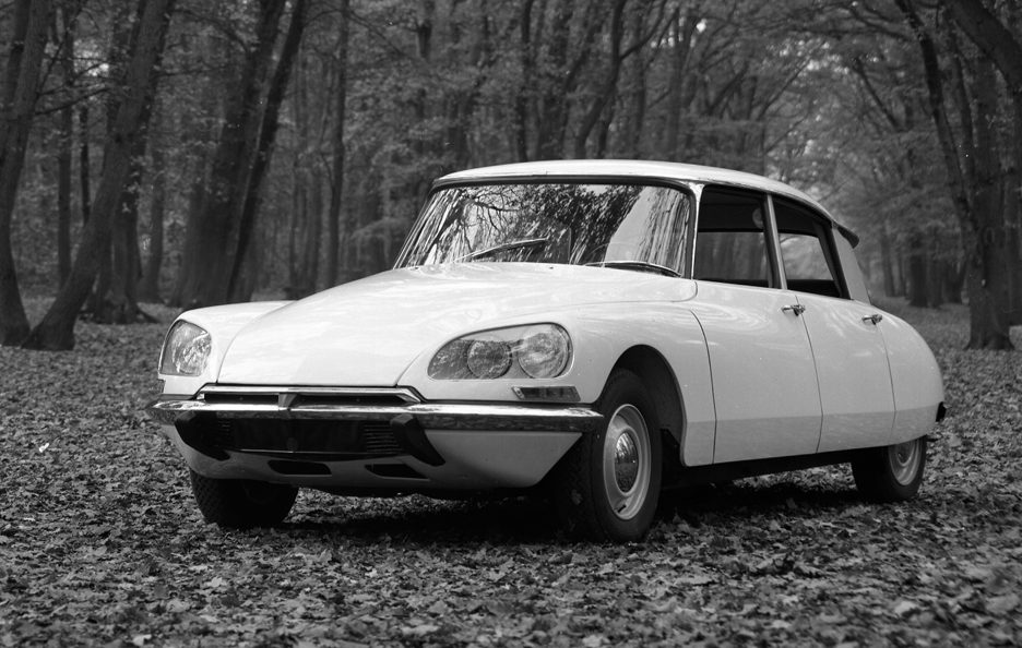 Citroën DS restyling