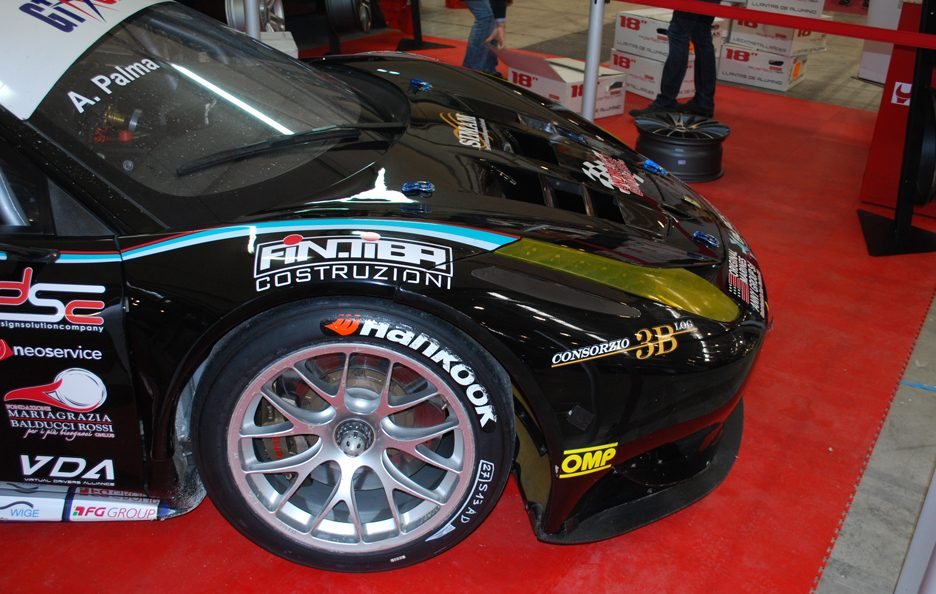 Ferrari 458 Black Team - Muso