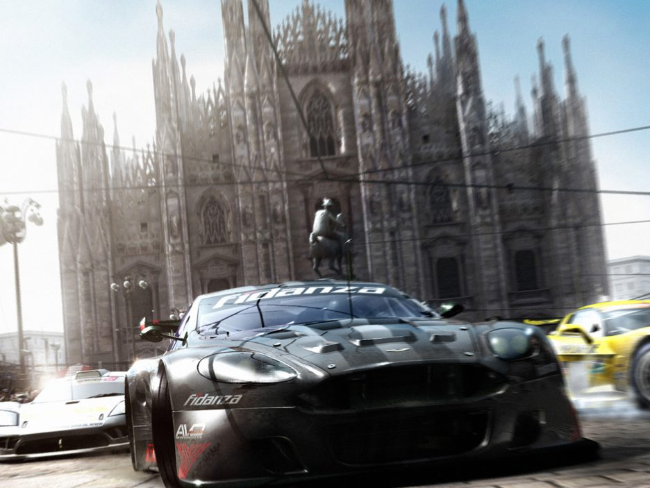 Grid 2 Milano Stage