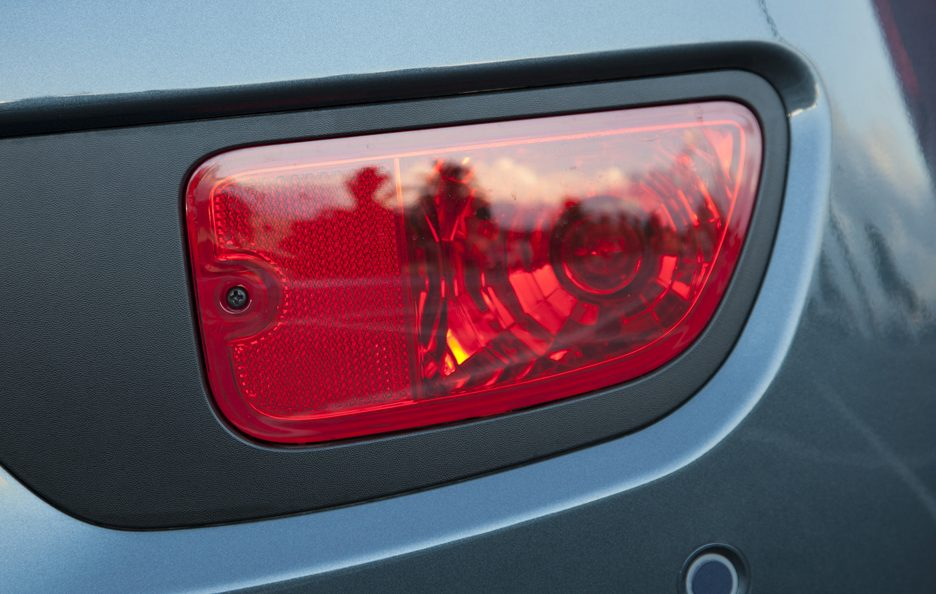 Kia Soul restyling luce posteriore