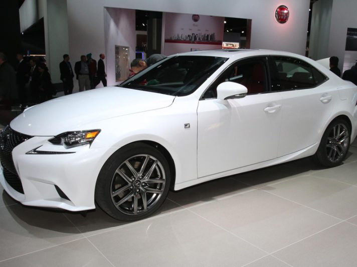 Lexus IS 2013 - Detroit 2013