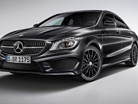 Mercedes CLA 2013 Edition 1