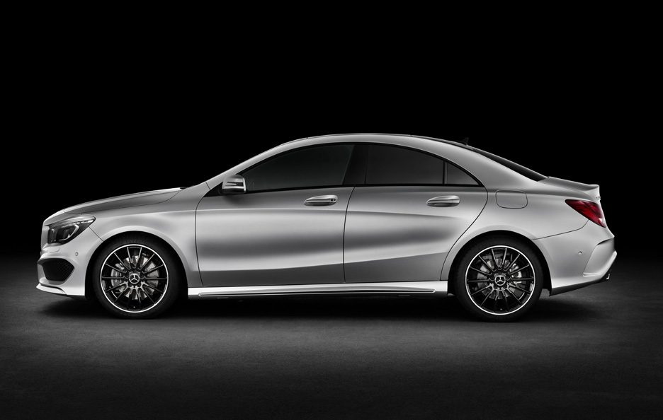 Mercedes CLA 2013 - Laterale