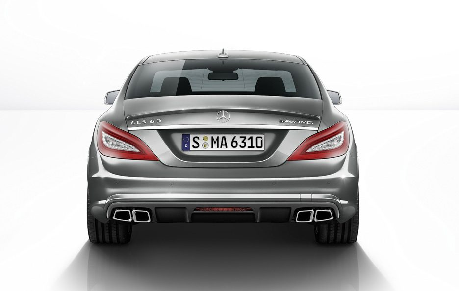 Mercedes CLS AMG  2013 - Posteriore