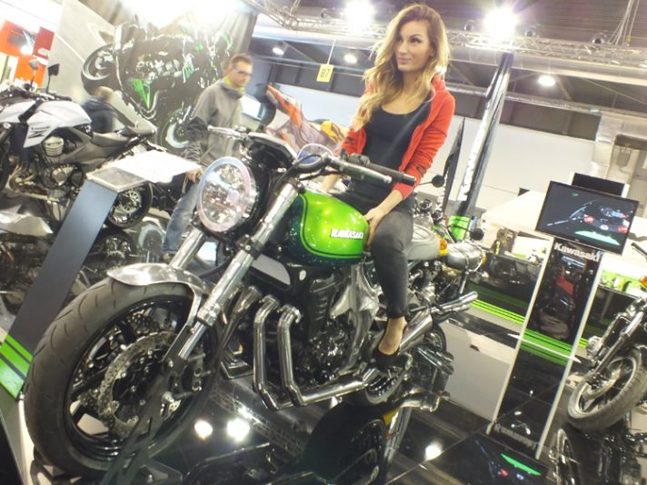 Motor Bike Expo 2013 - Kawasaki Z1000 40th Anniversary