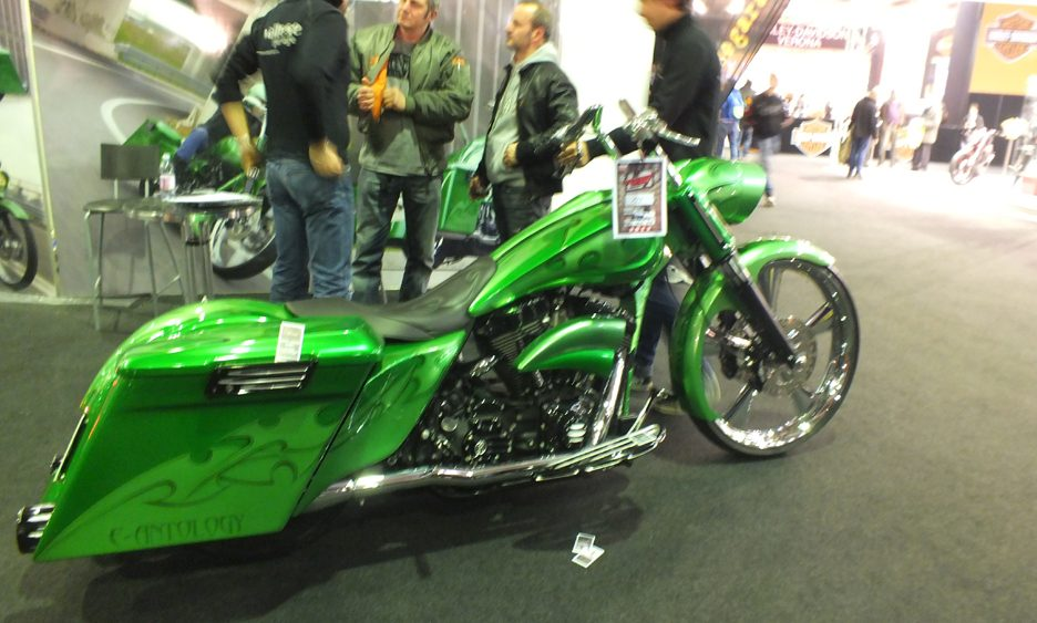 Motor Bike Expo 2013 - Le moto custom 10