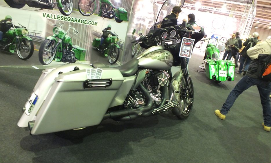 Motor Bike Expo 2013 - Le moto custom 11