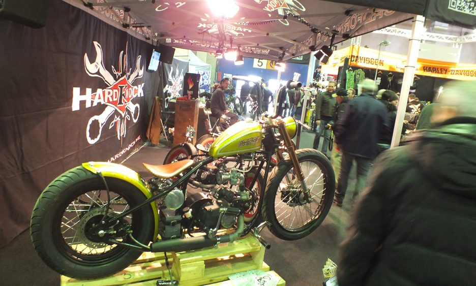 Motor Bike Expo 2013 - Le moto custom 12